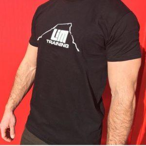 Tee-shirt noir Limtraining