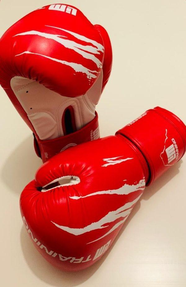 Gants rouges LimTraining