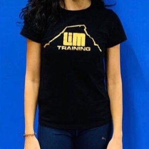 Tee Shirt noir Lim Training