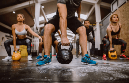 Le functional training